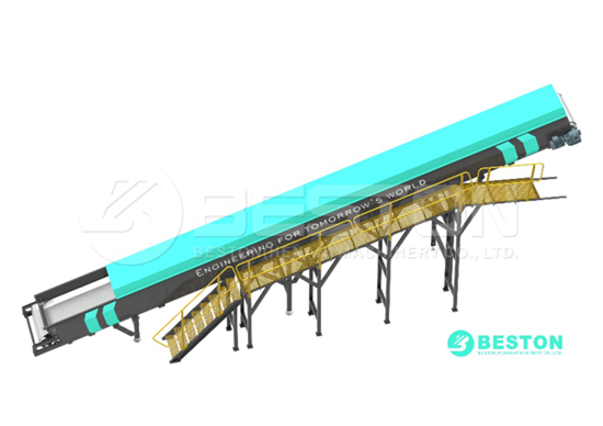 Transfer Belt Conveyor