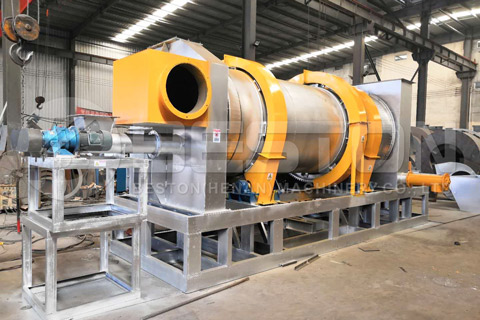 Biochar Making Machine