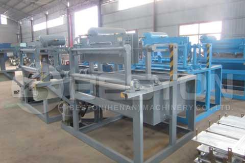 Pulp Molding Machine